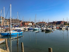 Eling Wharf
